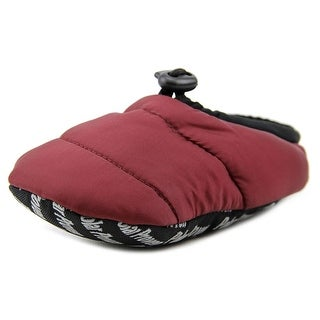 Baffin Cush Round Toe Synthetic Slipper