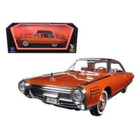 1963 Chrysler Turbine Bronze 1/18 Diecast Model Car by Road Signature