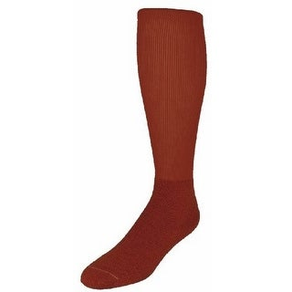 Pear Sox Unisex AllSport Socks, Red, INT