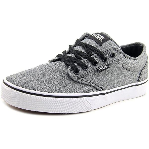 Vans Atwood Women Round Toe Canvas Gray Skate Shoe