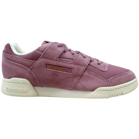 Reebok Women's Workout Lo Plus Infused Lilac/Chalk-Rose CN4623