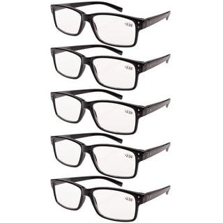 Link to Eyekepper Reading Glasses 5-Pack Vintage Readers Similar Items in Eyeglasses