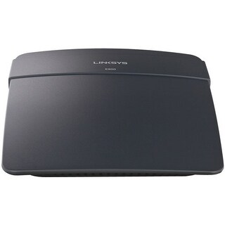 Linksys E900 N300 Wireless Router E900 N300 Wireless Router