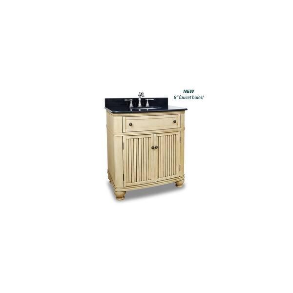 Shop Elements Van028 T Compton Collection 32 Inch Bathroom Vanity