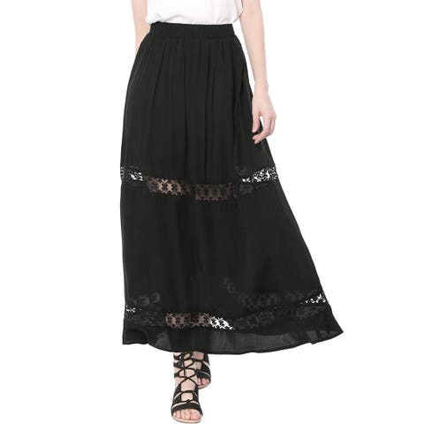 6c230c6fc9 Rayon Skirts | Find Great Women's Clothing Deals Shopping at Overstock