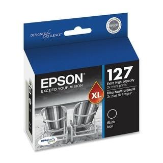 Epson 127 Ink Cartridge - Black Ink Cartridge