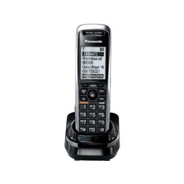 """""""Panasonic KX-TPA50B04 Optional Handset Optional Handset for KX-TGP500 and KX-TGP550"""""""