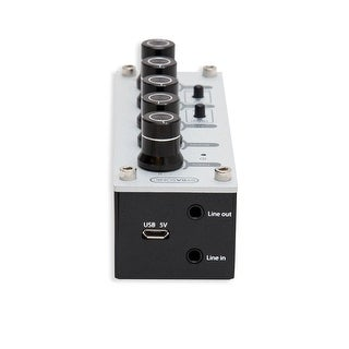 Stereo Tri Tone Control Pre-Amp and Headphone Amplifier