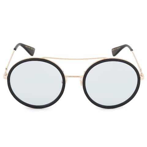 2a6a733b870 Gucci Gucci Round Sunglasses GG0061S 009 56