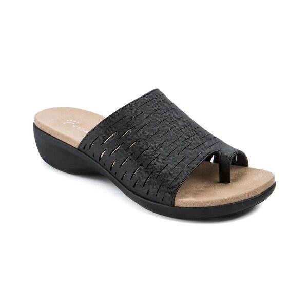 Wear.Ever. Thamen Women's Sandals Black