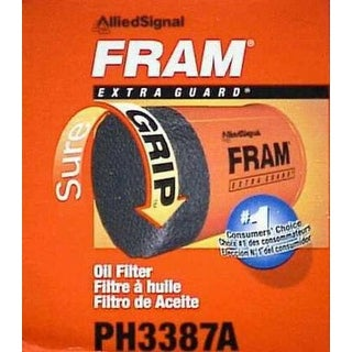 Honeywell PH3387A Fram Oil Filter