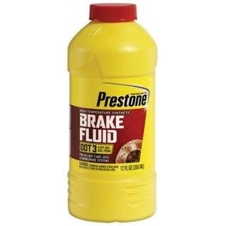 Prestone AS400Y Heavy Duty Brake Fluid 12 Oz