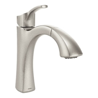 Moen 9125  Voss Pullout Spray Kitchen Faucet with DuraLock and Reflex Technologies
