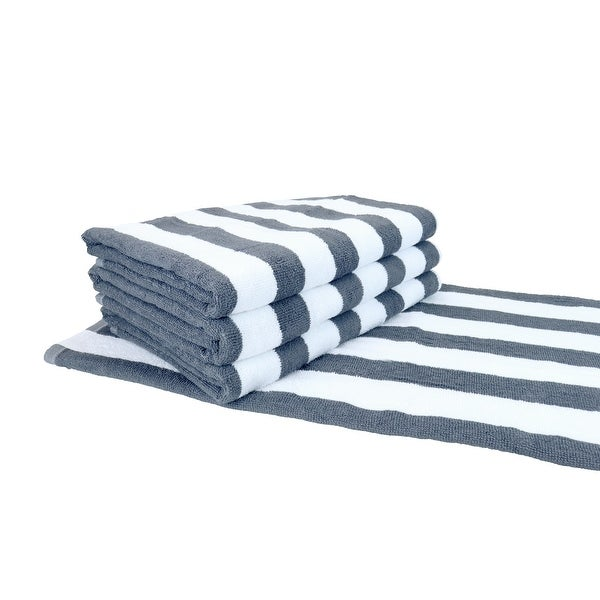 100% Cotton Cali Cabana Beach Towels (4 Pack, 30x60 in.). Opens flyout.