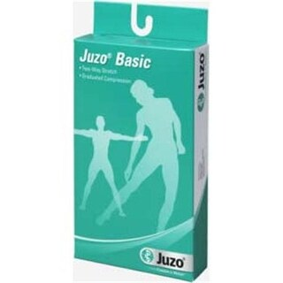 Basic 4411AG Thigh Highs with Silicone Border 20-30 mmHg - Size- I