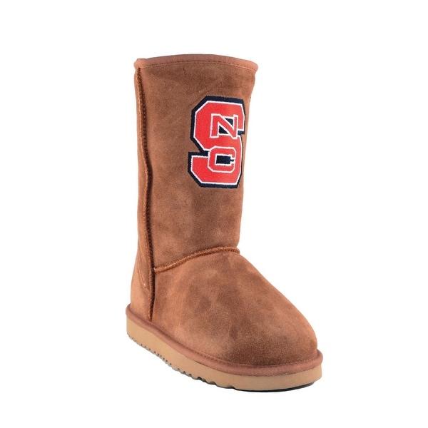 Gameday Boots Womens North Carolina State Roadie Hickory NCS-RL1054-1
