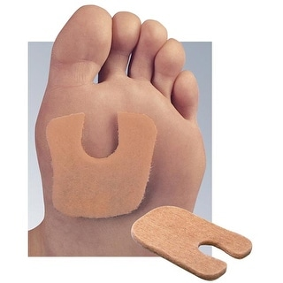Unisex Adult Callus Foot Cushions - Self Sticking Adhesive
