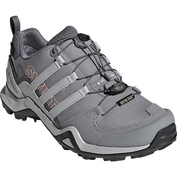 5538a51265733 Shop adidas Women s Terrex Swift R2 GORE-TEX Hiking Shoe Grey Three ...