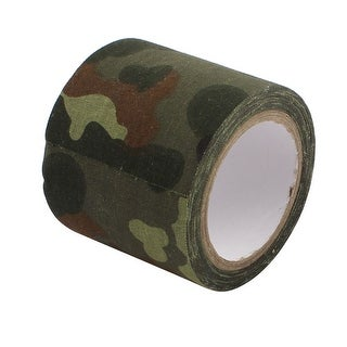 Cloth Camo Tape Digital Camouflage Duct Tape Outdoor 5cm x 5m