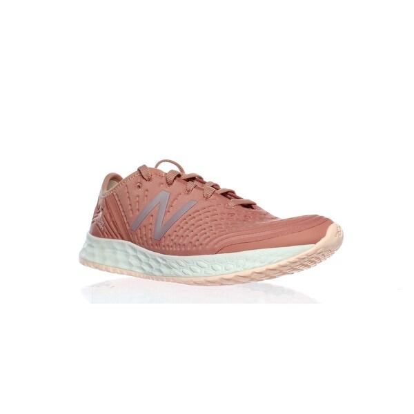 73c9db245454e Shop New Balance Womens Wxcrspr Pink Running Shoes Size 5.5 - Free ...