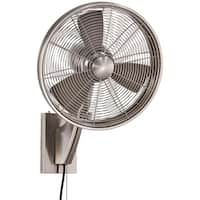 "MinkaAire Anywhere 15"" Diameter 3 Speed Indoor / Outdoor Wall Mount Fan - n/a"
