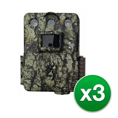 Browning Command Ops Pro Camera (3-Pack) Trail Camera