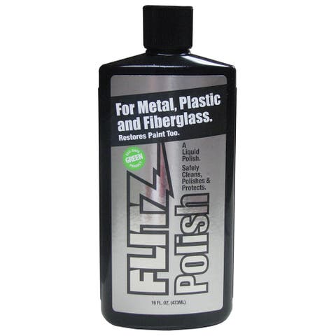 Flitz Polish - Liquid - 16 oz. Bottle