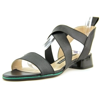 French Connection Corazon Open Toe Synthetic Gladiator Sandal