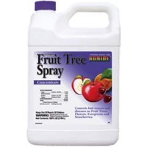 Bonide 205 Fruit Tree Spray Concentrate, 1 Gallon