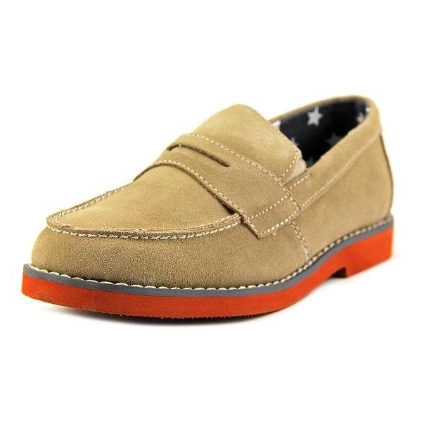 Florsheim Rodeo Penny Jr Moc Toe Leather Loafer