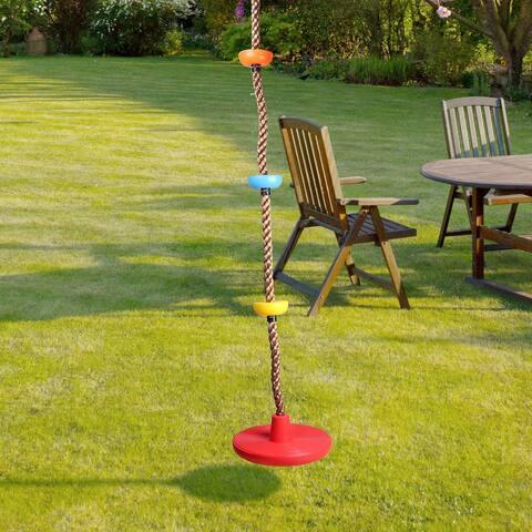 AGPTEK Porch Swing Set - S