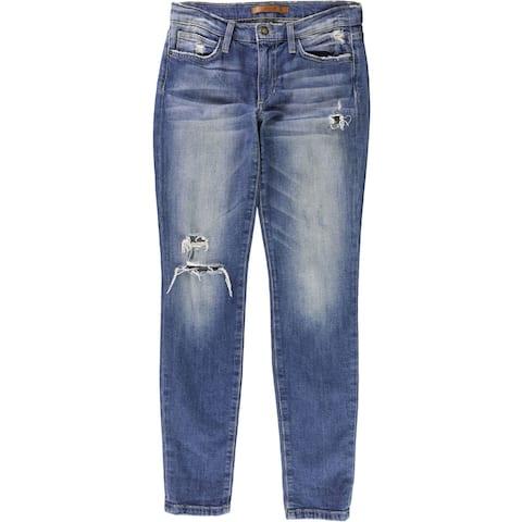 Joe's Womens Vintage Reserve Skinny Fit Jeans, Blue, 27