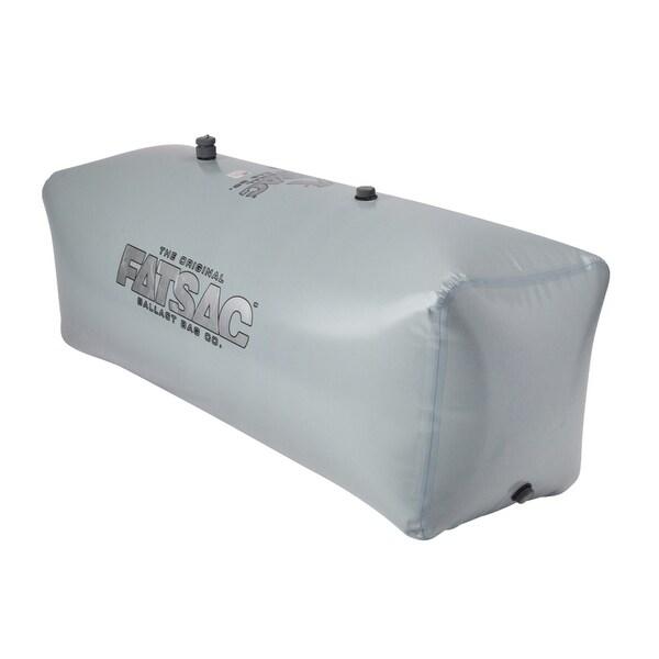Fatsac original ballast bag - 750 pounds - gray w707-gray