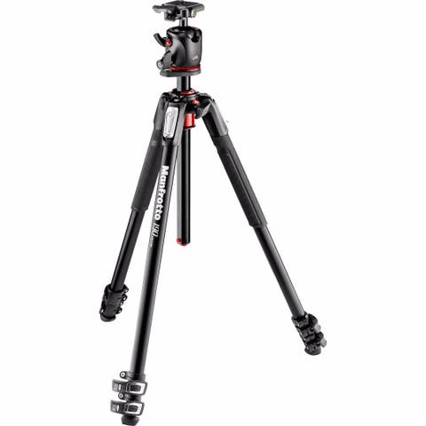 """Manfrotto 190XPRO 3 Section Tripod With XPRO Ball Head - 67.52"""""""