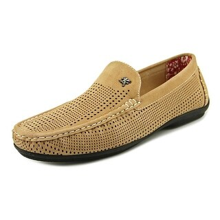 Stacy Adams Pippin Men Moc Toe Synthetic Tan Loafer