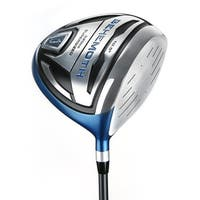 Intech Golf Illegal Non-Conforming Extra Long Distance Oversized Behemoth 520cc Driver Men's RH 10.5 Degree Senior Flex