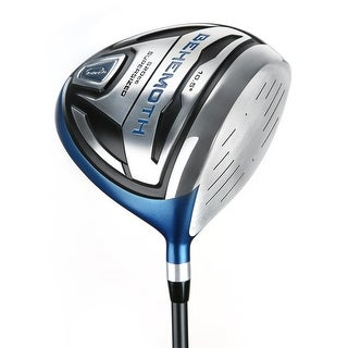 Intech Golf Illegal Non-Conforming Extra Long Distance Oversized Behemoth 520cc Driver Men's RH 12.5 Degree Senior Flex