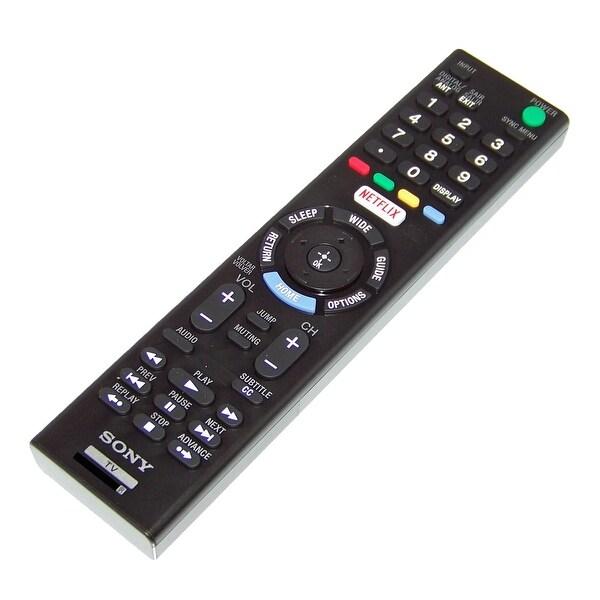 OEM Sony Remote Control Originally Shipped With: KDL48R557C, KDL-48R557C, KDL40W655D, KDL-40W655D KDL32W605D KDL-32W605D