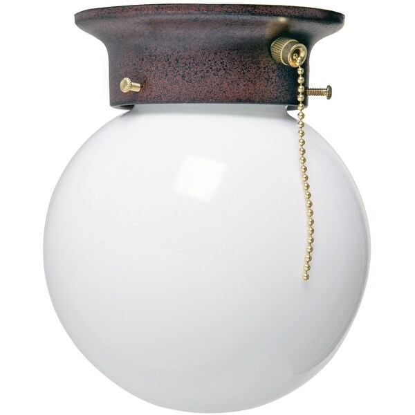 Boston Harbor F30153375 Ceiling Light Fixture Sienna Finish