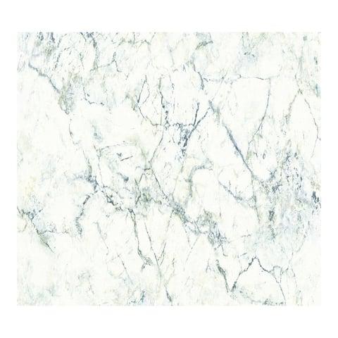 Makrana Moss Marble Wallpaper - 20.9 x 396 x 0.025