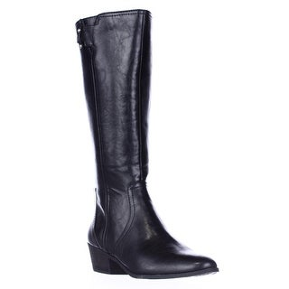 Dr. Scholl's Brilliance Riding Boots, Black (4 options available)