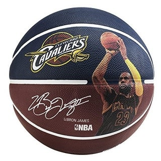 Spalding Lebron James NBA Player Basketball
