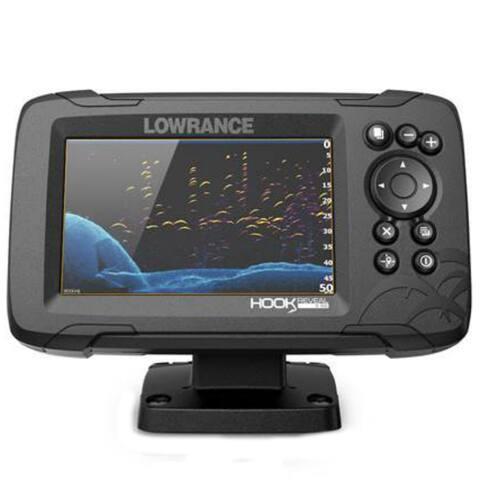 Lowrance HOOK Reveal 5 Fishfinder HOOK Reveal 5 Chartplotter-Fishfinder