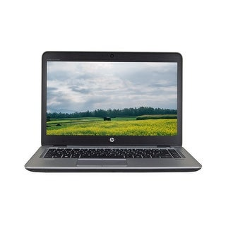 "HP EliteBook 745 G3 AMD A8-8600B 1.6GHz 8GB RAM 128GB SSD Win 10 Home 14"" FHD Laptop (Refurbished)"