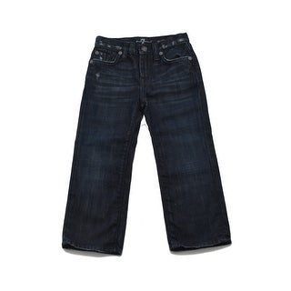 Boys Austyn Jeans in Dark Destroyed