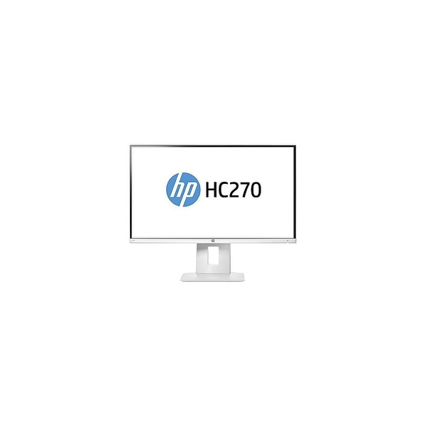 "HP HC270 - Healthcare - LED monitor - 27"" (27"" viewable) HC270 27-inch Healthcare Edition Display"