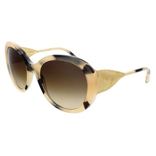 Burberry BE4191 Round Sunglasses