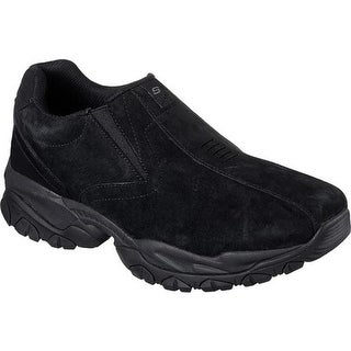 Skechers Men's Sparta 2.0 Corbino Slip-On Black