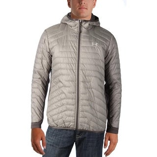 Under Armour Mens Coat Hooded Puffer