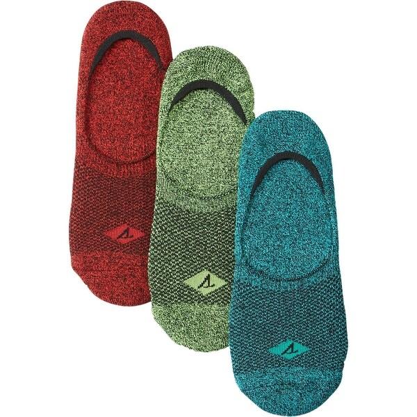 Sperry Mens Low-Cut Socks Knit Compression - 6-12